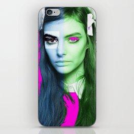 Woman N71 iPhone Skin