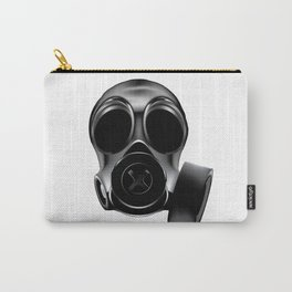Gas mask. Carry-All Pouch