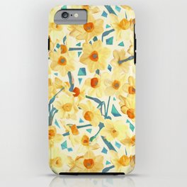 Yellow Jonquils iPhone Case