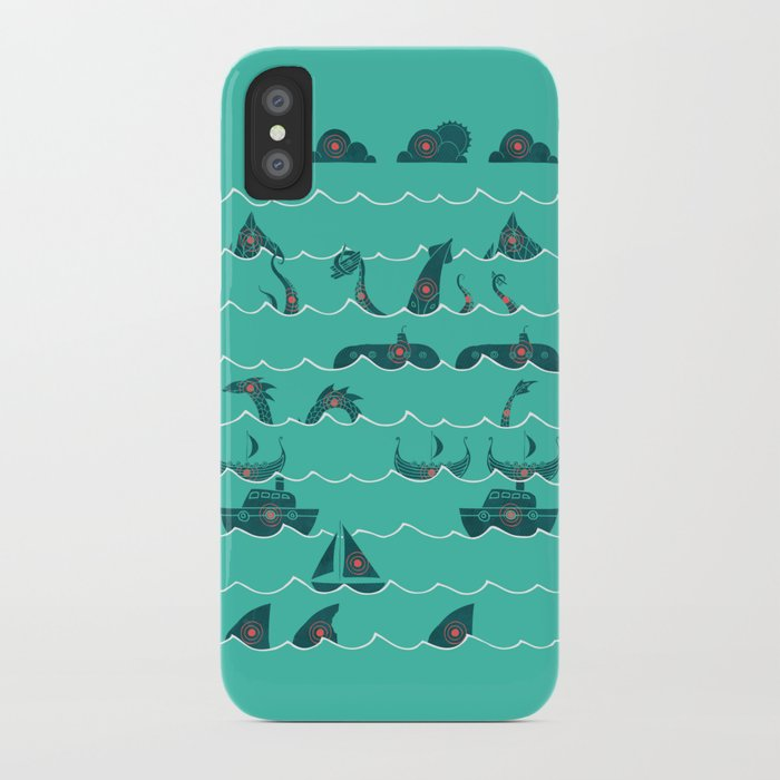 Shooting Gallery iPhone Case