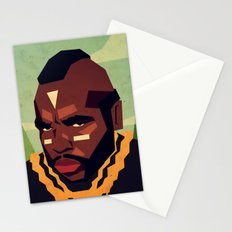 Childhood Hero Stationery Cards