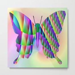 Butterfly by avantgarde Metal Print