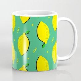 Lemon Squeezy 01 Coffee Mug