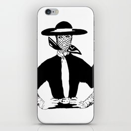 Libertie iPhone Skin