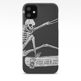 Cool Skeleton iPhone Case