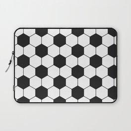 Soccer ball pattern Laptop Sleeve