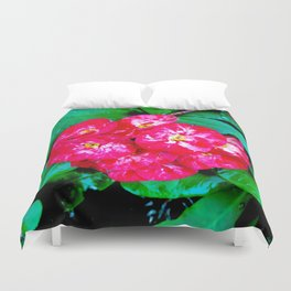 Flowers_109 Duvet Cover