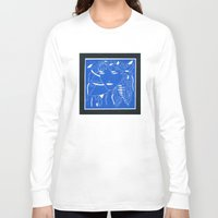 fern Long Sleeve T-shirts featuring FERN by Andrea Jean Clausen - andreajeanco