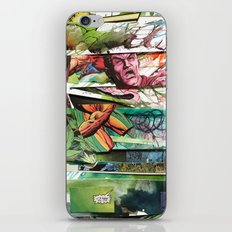 comic strips 2 iPhone & iPod Skin