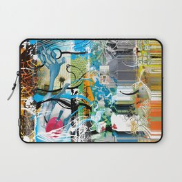 Exquisite Corpse: Round 2 Laptop Sleeve