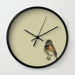 the noisy one Wall Clock