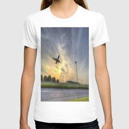 The Sunset Landing T-shirt