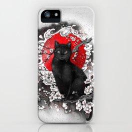 I'm a Cat iPhone Case