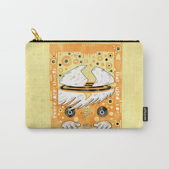 Fat Berts window Carry-All Pouch