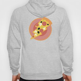 Flash pizza Hoody