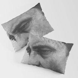The Man in Black Pillow Sham
