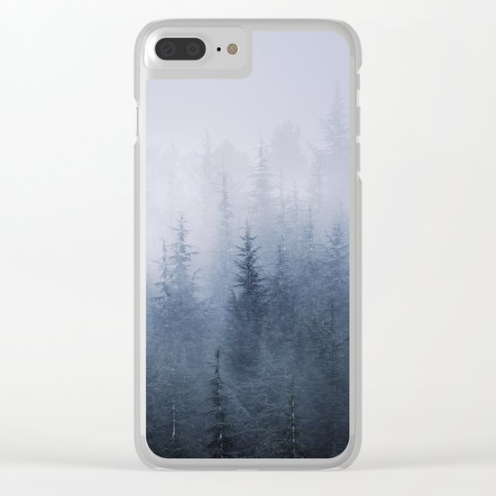 """""""Simbiosis"""" Clear iPhone Case"""