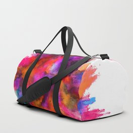 Colorful explosion Duffle Bag