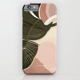 Nomade I. Illustration iPhone Case