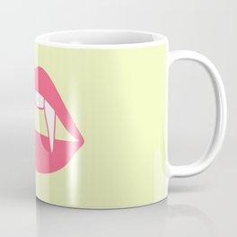 PINK FANGS Coffee Mug