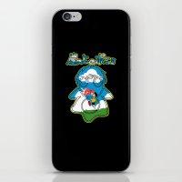 ponyo iPhone & iPod Skins featuring Ponyo by CarloJ1956