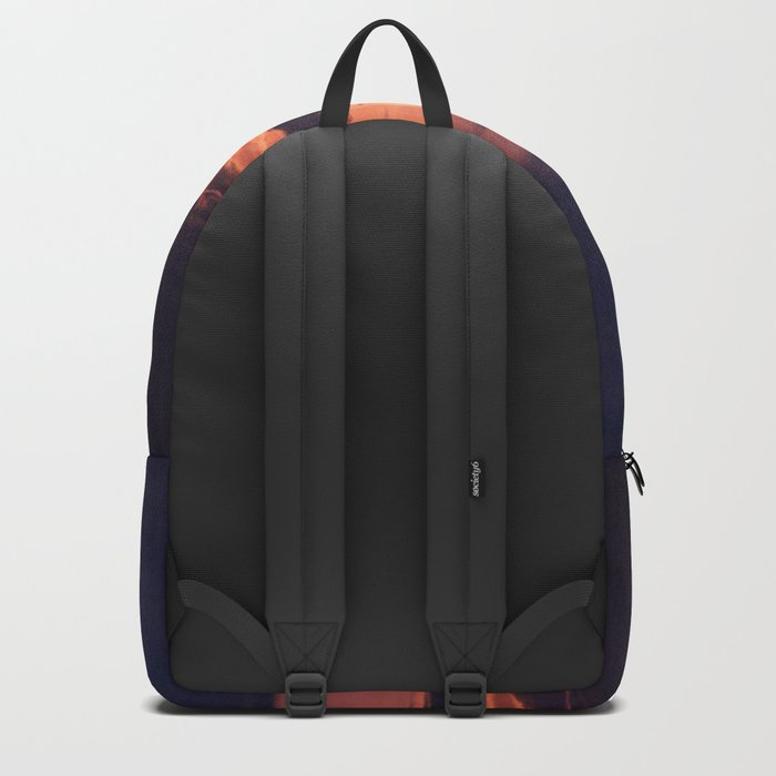 Sun and Clouds Backpack