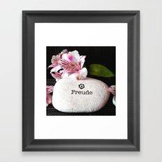 Joy 2 Framed Art Print