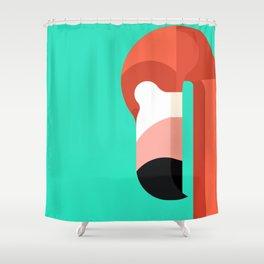 B/f/P 1 Shower Curtain