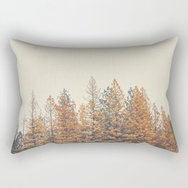Autumn Woodland Rectangular Pillow