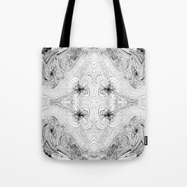 Orbital Theory: S.P.D.F... Tote Bag