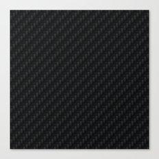 Carbon Fiber Canvas Print