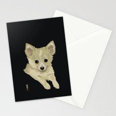 Long Hair Chihuahua Stationery Cards