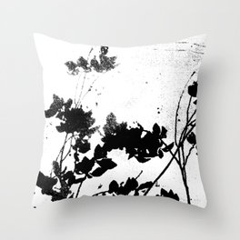 Floral Remains #Society6 #decor #buyart Throw Pillow