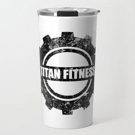 Titan Tire Logo Travel Mug