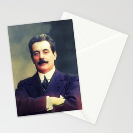 Giacomo Puccini, Music Legend Stationery Cards
