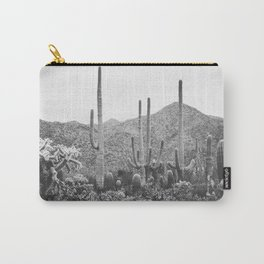 A Gathering of Cacti, No. 2 Carry-All Pouch