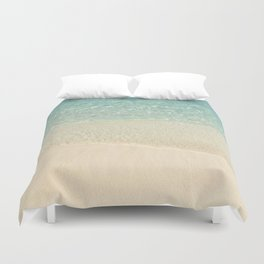 Beach Please! Duvet Cover
