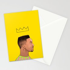 Fresh Prince Stationery Cards
