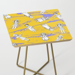 Puppets Invasion Side Table