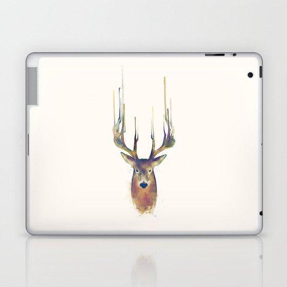 Deer // Steadfast Laptop & iPad Skin