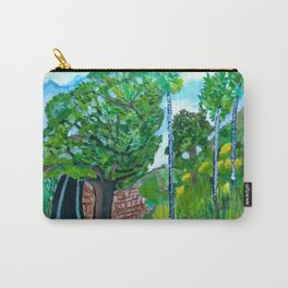 Green Road to Heaven Carry-All Pouch