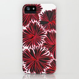 Anemone x 4 iPhone Case