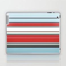 Classic Chrome. Laptop & iPad Skin