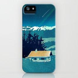 Magical Solitude iPhone Case