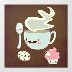 Coffee! Canvas Print