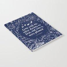 Where dreams are born Notebook