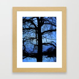 The Bloodstream  Framed Art Print
