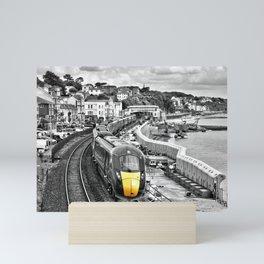 Dawlish Express Mini Art Print