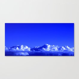 Frozen Sky XII Canvas Print
