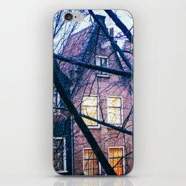 AMSTERDAM / Houses iPhone Skin